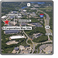 3 Corporation Way Site